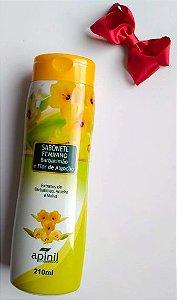 Sabonete Intimo 210ml Apinil - Barbatimão e Flor de Algodão