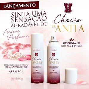 Desodorante Sensual Cheiro De Anita 166ml