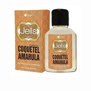 Gel Comestível Jells Hot 30ml - Coquetel Amarula
