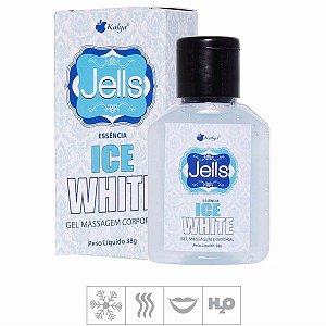 Gel Comestível Jells Ice 30ml - Ice White
