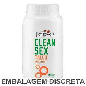 Talco Para Conservação Clean Sex