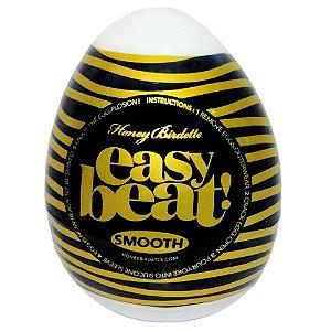 Egg Masturbador Masculino Easy Beat Smooth- EGG SMOOTH