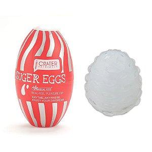 Egg Masturbador - Suger Eggs - Magical Kiss Crater