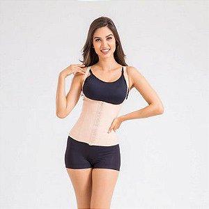 Cinta Modeladora - Corselet Cotton Body Shaper - G - 0100431