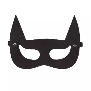 Máscara Diabinha Cor Preta
