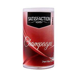 Bolinha Iesball Champagne  Aromaticas Com 2 Unidades Satisfaction Caps