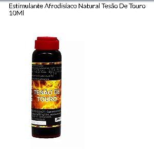 Tesao De Touro  Original Estimulante  Afrodisiaco Natural 10ml K-LAB