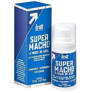 Estimulante Masculino Super Macho Gel 17ml Intt