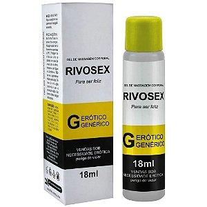 Rivosex Gel Com Efeito Retardante 18Ml Secret Love