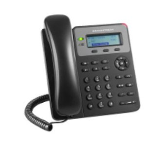 TELEFONE SIP VISOR LCD DE 132X48, 01 CONTA SIP E 02 PORTAS DE REDE 10/100MBP - GXP1610 BR - GRANDSTREAM