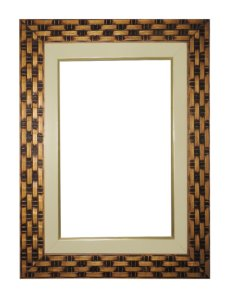 Moldura para Telas de Pintura 0083 Dourada