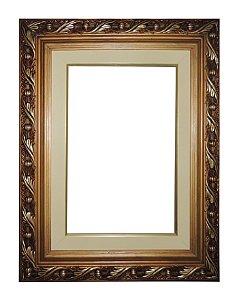 Moldura para Telas de Pintura 0283 Dourada