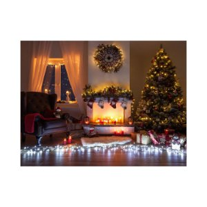 Painel de Festa Reto Natal Sala