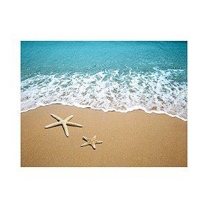 Painel de Festa Reto Praia Estrela do Mar