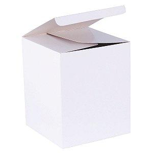 Caixa de presente 14x14x17cm - branca