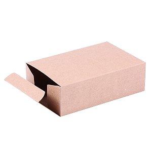 Caixa de presente 16x10,6x5cm - kraft