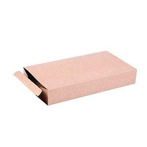Caixa de presente 25x14x4cm - kraft