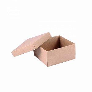 Caixa tampa e base 15x15x8