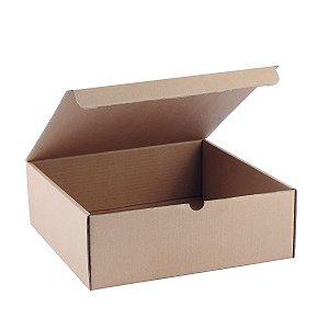 Embalagem p/ Torta 32x33x10cm - kraft