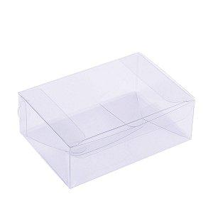 Embalagem para doces 8x11,5x4cm - 6 doce - 10unid.