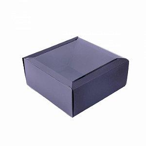 Embalagem para doces 9x9,5x4 - 4 doces