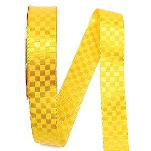 Fita 22mm c/10mts - amarelo nº05