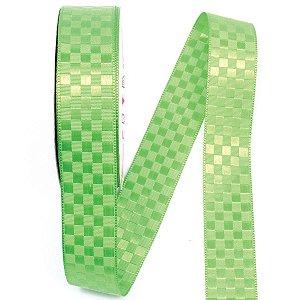 Fita 22mm c/10mts - verde nº12