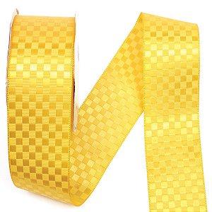 Fita 38mm c/10mts - amarela  nº05