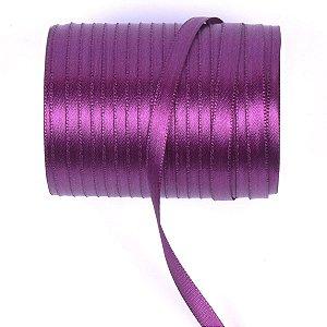 Fita de cetim Gitex nº1 - 6mm c/100mts - 162 violeta