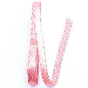 Fita de cetim Gitex nº1 - 7mm c/10mts - 104 rosa bebê