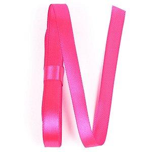 Fita de cetim Gitex nº2 - 10mm c/10mts -  152 rosa
