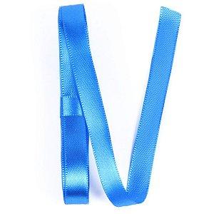 Fita de cetim Gitex nº2 - 10mm c/10mts -  200 azul
