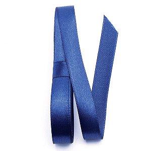 Fita de cetim Gitex nº2 - 10mm c/10mts - 120 azul marinho