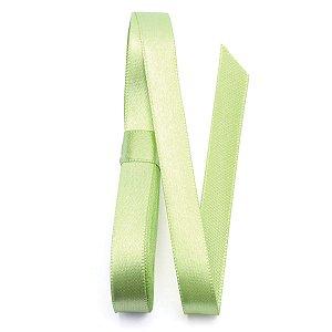 Fita de cetim Gitex nº2 - 10mm c/10mts - 137 verde claro