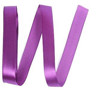 Fita de cetim Gitex nº3 - 15mm c/10mts - 162 violeta