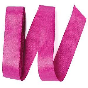 Fita de cetim Gitex nº5 - 23mm c/10mts - 108 pink