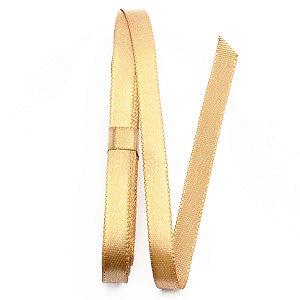 Fita de cetim Sinimbu nº1 - 6mm c/10mts - 1148 dourada