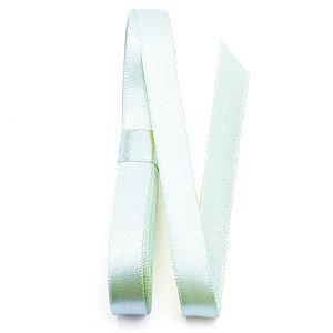 Fita de cetim Sinimbu nº2 - 10mm c/10mts -  2942 verde água