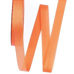 Fita de tafetá Fitex - 15mm c/50mts - laranja