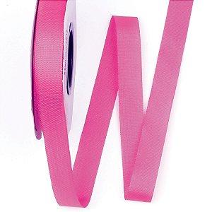 Fita de tafetá Fitex - 15mm c/50mts - pink
