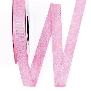 Fita de tafetá Fitex - 15mm c/50mts - rosa bebê