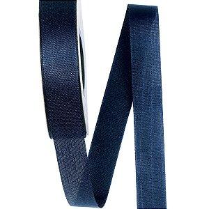 Fita de tafetá Fitex - 21mm c/50mts - azul marinho