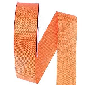 Fita de tafetá Fitex - 36mm c/50mts - laranja