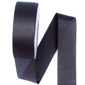 Fita de tafetá Fitex - 36mm c/50mts - preta