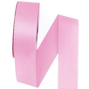 Fita de tafetá Fitex - 36mm c/50mts - rosa bebê