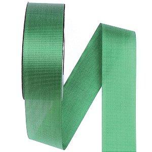 Fita de tafetá Fitex - 36mm c/50mts - verde bandeira