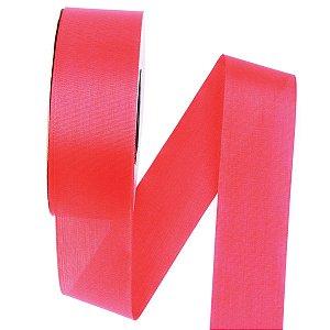 Fita de tafetá Fitex - 36mm c/50mts - vermelha