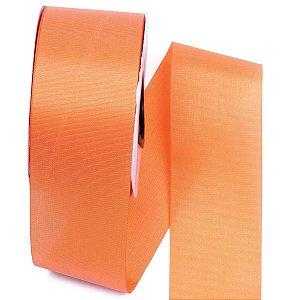 Fita de tafetá Fitex - 49mm c/50mts - laranja
