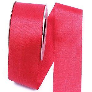 Fita de tafetá Fitex - 49mm c/50mts - vermelho