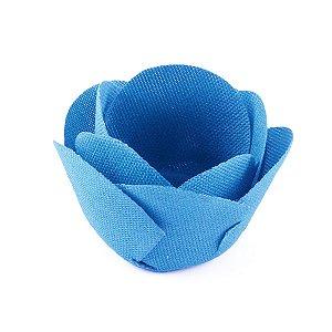 Forminhas para doces Alice - azul médio